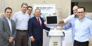 RBD Imagem viabiliza doação de novos aparelhos de ultrassom para rede SUS