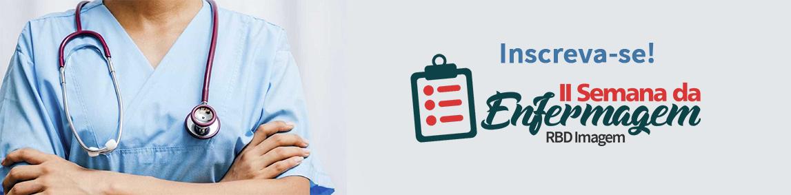 Semana da Enfermagem: INSCRIÇÕES ENCERRADAS!